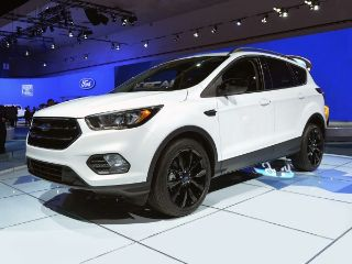Ford Escape S 2018