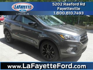 Used 2017 Ford Escape SE in Fayetteville, North Carolina