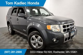 Ford Escape Limited 2008