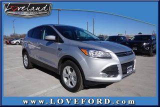 Used 2016 Ford Escape SE in Loveland, Colorado