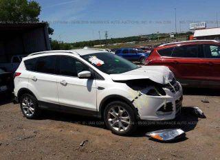 Ford Escape Titanium 2014
