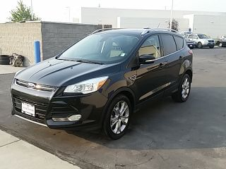 Used 2014 Ford Escape Titanium in Billings, Montana