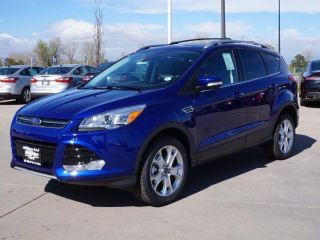 Used 2016 Ford Escape Titanium in Aurora, Colorado