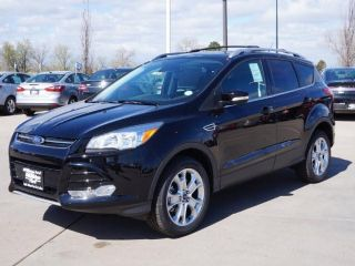 Used 2016 Ford Escape Titanium in Aurora, Colorado