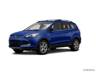 Ford Escape Titanium 2015