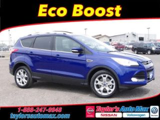 Used 2014 Ford Escape Titanium in Great Falls, Montana