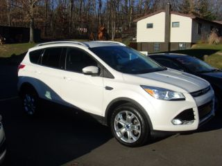 Used 2014 Ford Escape Titanium in Oakland, Maryland