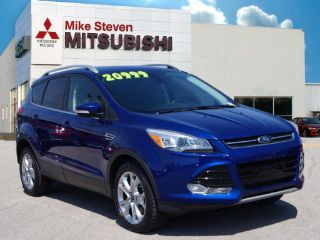 Ford Escape Titanium 2014