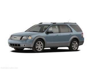 Used 2008 Ford Taurus X SEL in Clearwater, Florida