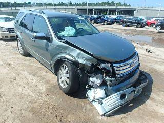 Ford Taurus X Limited Edition 2008