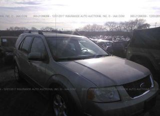 Ford Freestyle SEL 2005