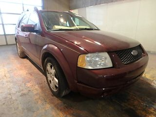Ford Freestyle Limited Edition 2005