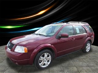 2006 Ford Freestyle Limited Edition