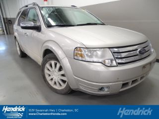 2008 Ford Taurus X Limited Edition