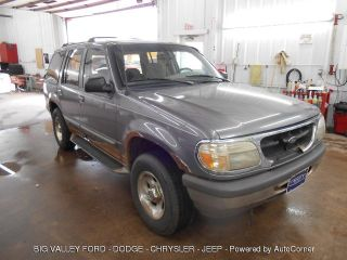 Used 1997 Ford Explorer In Ewen Michigan