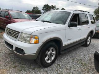 2002 Ford Explorer Eddie Bauer >> Used 2002 Ford Explorer Eddie Bauer In Pensacola Florida