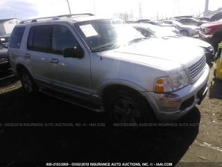 Ford Explorer Limited Edition 2003