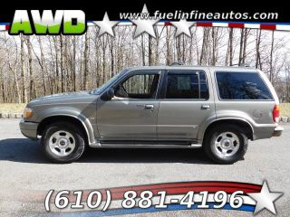 Ford Explorer Limited Edition 2001