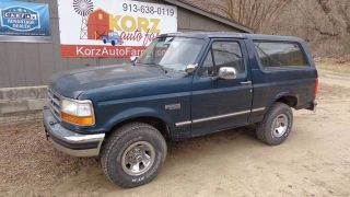 used 1994 ford bronco xlt in kansas city kansas top cheap car