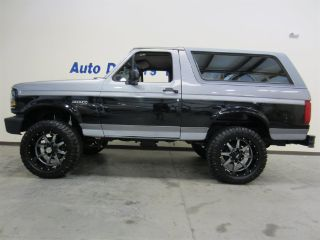 1995 Ford Bronco >> Used 1995 Ford Bronco Xlt In Tallahassee Florida