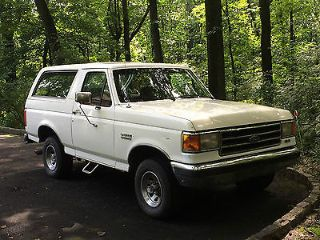used 1991 ford bronco in lake worth texas