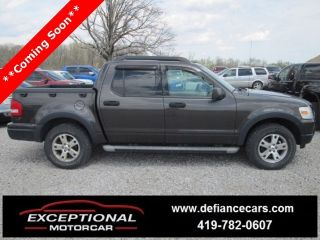 Used 2007 Ford Explorer Sport Trac XLT in Defiance, Ohio