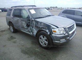 Ford Explorer XLT 2008