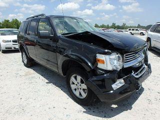Ford Explorer XLT 2009