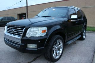 Ford Explorer Limited Edition 2009