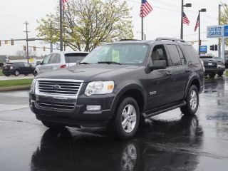 Used 2007 Ford Explorer XLT in Ann Arbor, Michigan