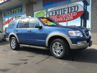 Used 2009 Ford Explorer Eddie Bauer in Spokane, Washington