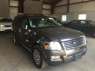 Ford Explorer Limited Edition 2008