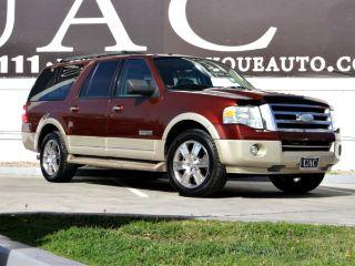 Ford Expedition EL Eddie Bauer 2007