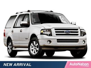 Ford Expedition EL Eddie Bauer 2008