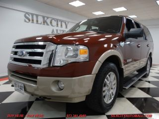 Ford Expedition King Ranch 2008