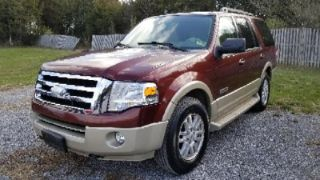 Ford Expedition Eddie Bauer 2008