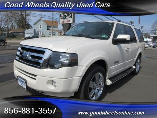 Used 2008 Ford Expedition Limited in Glassboro, New Jersey