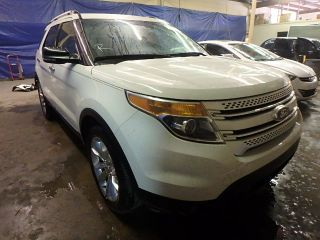 Ford Explorer XLT 2012