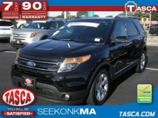 Used 2012 Ford Explorer Limited Edition in Seekonk, Massachusetts