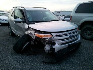 Ford Explorer Limited Edition 2012