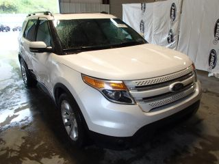 Ford Explorer Limited Edition 2011