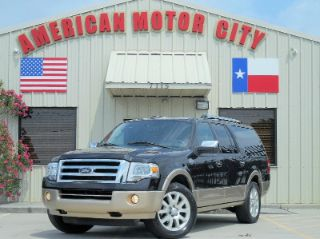 Ford Expedition EL King Ranch 2014