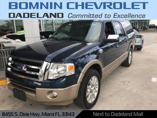 2014 Ford Expedition EL King Ranch