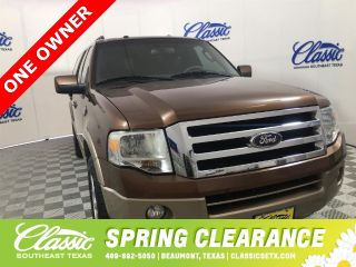 Ford Expedition EL King Ranch 2012