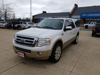 2011 Ford Expedition EL King Ranch