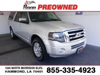 Ford Expedition EL Limited 2013