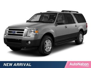 Ford Expedition EL Limited 2014