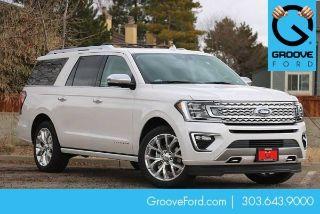 Ford Expedition MAX Platinum 2018