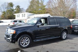 2017 Ford Expedition EL Limited