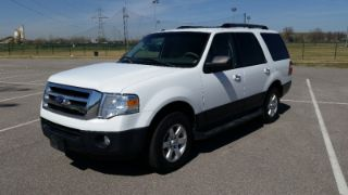 Ford Expedition XL 2012